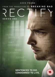 Rectify: Series 1, DVD  DVD