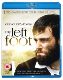 My Left Foot, Blu-ray