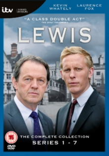 Lewis: Series 1-7, DVD
