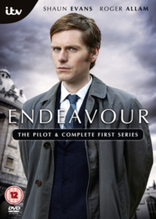 Endeavour: The Pilot and Complete First Series, DVD