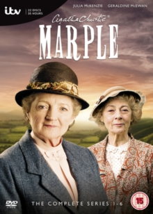 Marple: The Collection - Series 1-6, DVD