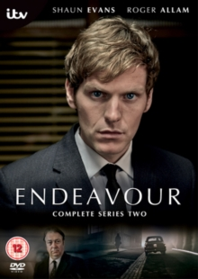 Endeavour: The Complete Second Series, DVD