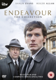 Endeavour: The Collection - Series 1 and 2, DVD