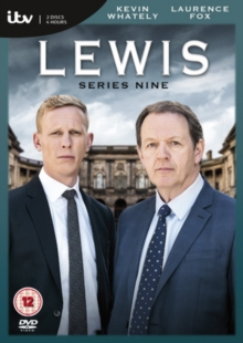 Lewis: Series 9, DVD