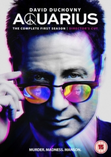 Aquarius: The Complete First Season - Director's Cut, DVD