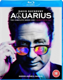 Aquarius: The Complete First Season - Director's Cut, Blu-ray