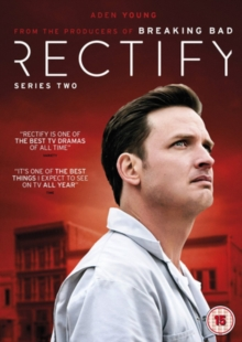 Rectify: Series 2, DVD DVD
