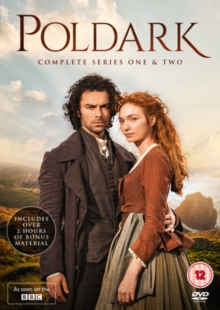 Poldark: Complete Series 1 and 2, DVD