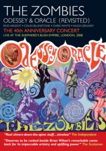 The Zombies: Odessey and Oracle Revisited - The 40th..., DVD DVD