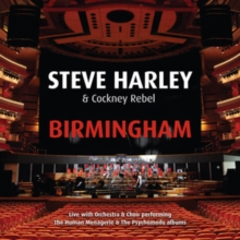 Birmingham: Live With Orchestra and Choir, CD / Album