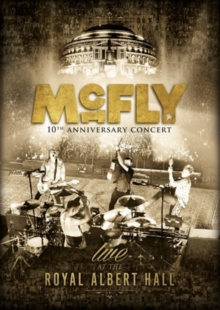 McFly: 10th Anniversary Concert - Live at the Royal Albert Hall, Blu-ray