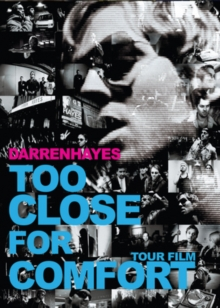 Darren Hayes: Too Close for Comfort, DVD