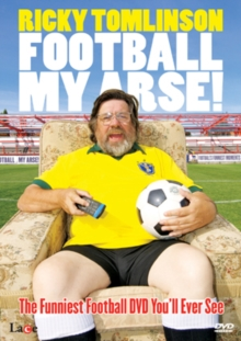 Ricky Tomlinson: Football My Arse, DVD  DVD