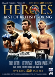 Best of British Boxing Collection, DVD