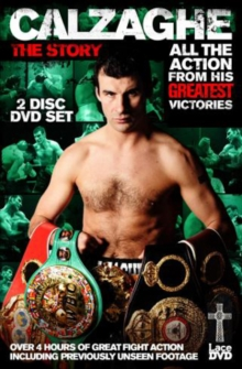 Joe Calzaghe: The Complete Story, DVD