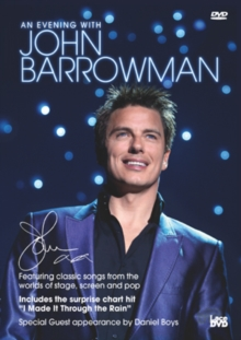 An  Evening With John Barrowman, DVD