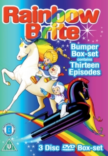 Rainbow Brite: Complete Collection, DVD  DVD