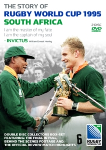 1995 Rugby World Cup - The Full Story, DVD