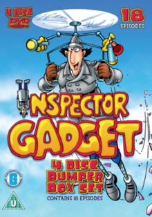 Inspector Gadget: The Collection, DVD