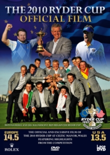 Ryder Cup: 2010 - Official Film - 38th Ryder Cup, DVD  DVD