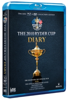 Ryder Cup: 2010 - Diary and 38th Ryder Cup Official Film, Blu-ray