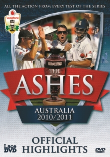 The Ashes Series 2010/2011: The Official Highlights, DVD DVD