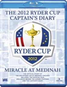 Ryder Cup: 2012 - Captain's Diary and Official Film, Blu-ray