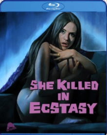 She Killed in Ecstasy, Blu-ray