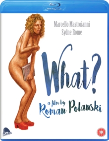 What?, Blu-ray