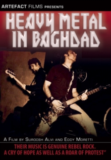 Heavy Metal in Baghdad, DVD  DVD