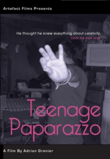 Teenage Paparazzo, DVD  DVD