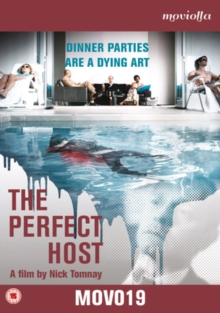 The Perfect Host, DVD