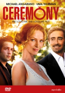 Ceremony, DVD