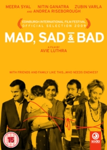Mad, Sad and Bad, DVD