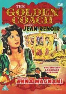 The Golden Coach, DVD