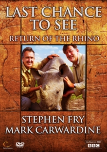 Last Chance to See: Return of the Rhino, DVD