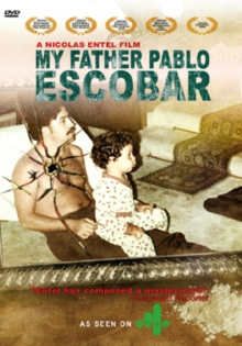 My Father Pablo Escobar, DVD  DVD