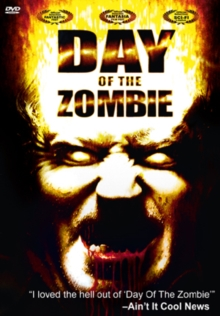 Day of the Zombie, DVD