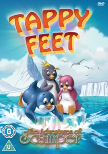 Tappy Feet - The Adventures of Scamper, DVD