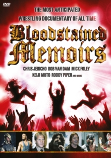 Bloodstained Memoirs, DVD