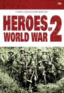 Heroes of WWII, DVD