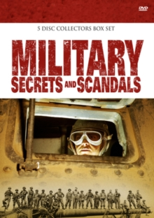 Military Secrets and Scandals, DVD