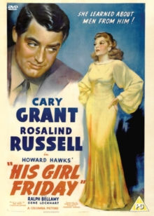 His Girl Friday, DVD