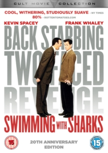 Swimming With Sharks, DVD