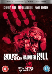 House on Haunted Hill, DVD DVD
