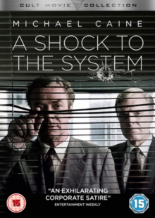 A   Shock to the System, DVD DVD