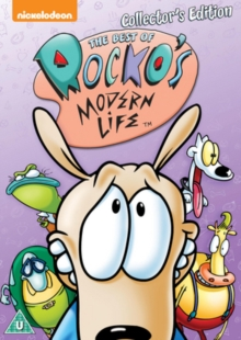 Rocko's Modern Life: Collection, DVD DVD
