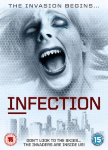 Infection, DVD