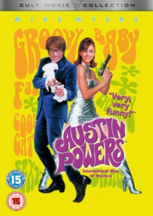 Austin Powers: International Man of Mystery, DVD