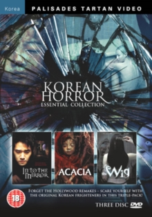 Korean Horror - Essential Collection, DVD